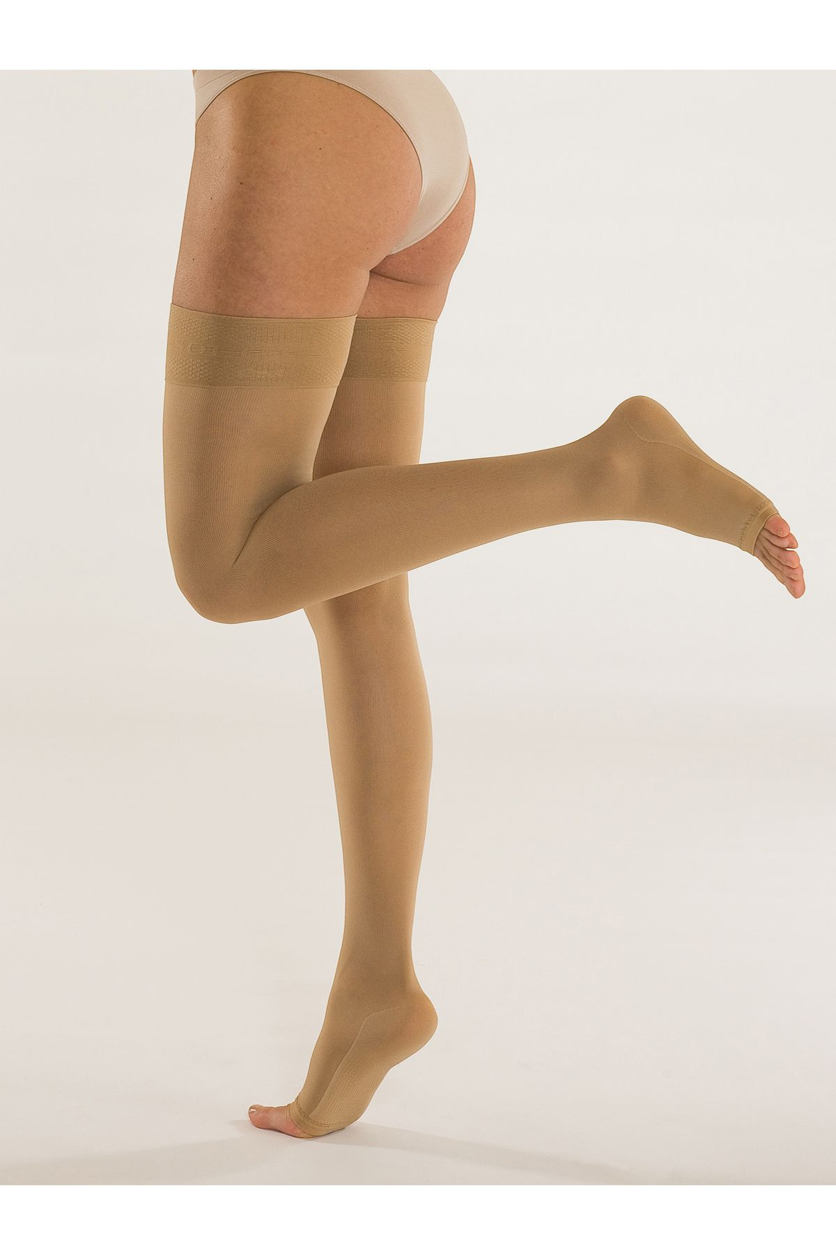 815bbb99bc021 Solidea Catherine Class 1 Thigh Stockings - Daylong