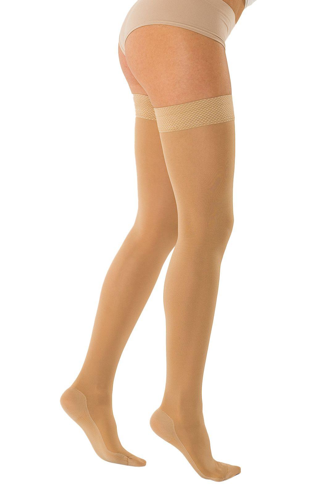 3b676da21a721 Solidea Marilyn Class 1 Thigh Hold-up Stockings - Daylong