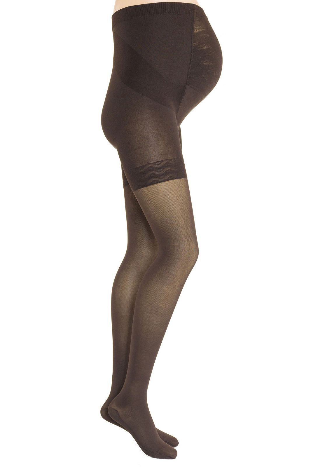 f782a1f37793d Solidea Wonder Model Maman 140 Opaque Maternity Tights. Moderate Compression  ?