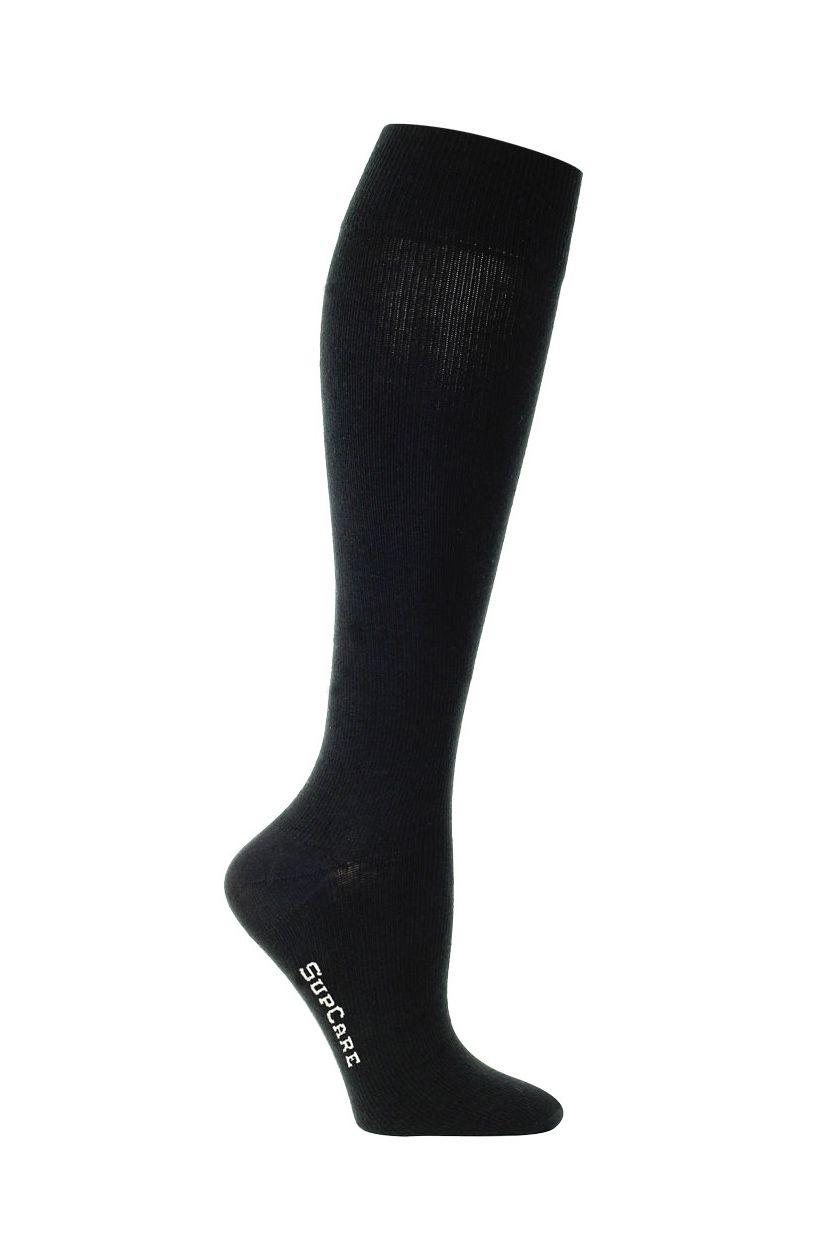 SupCare Unisex Support Socks with Bamboo Fibers 15-21mmHg