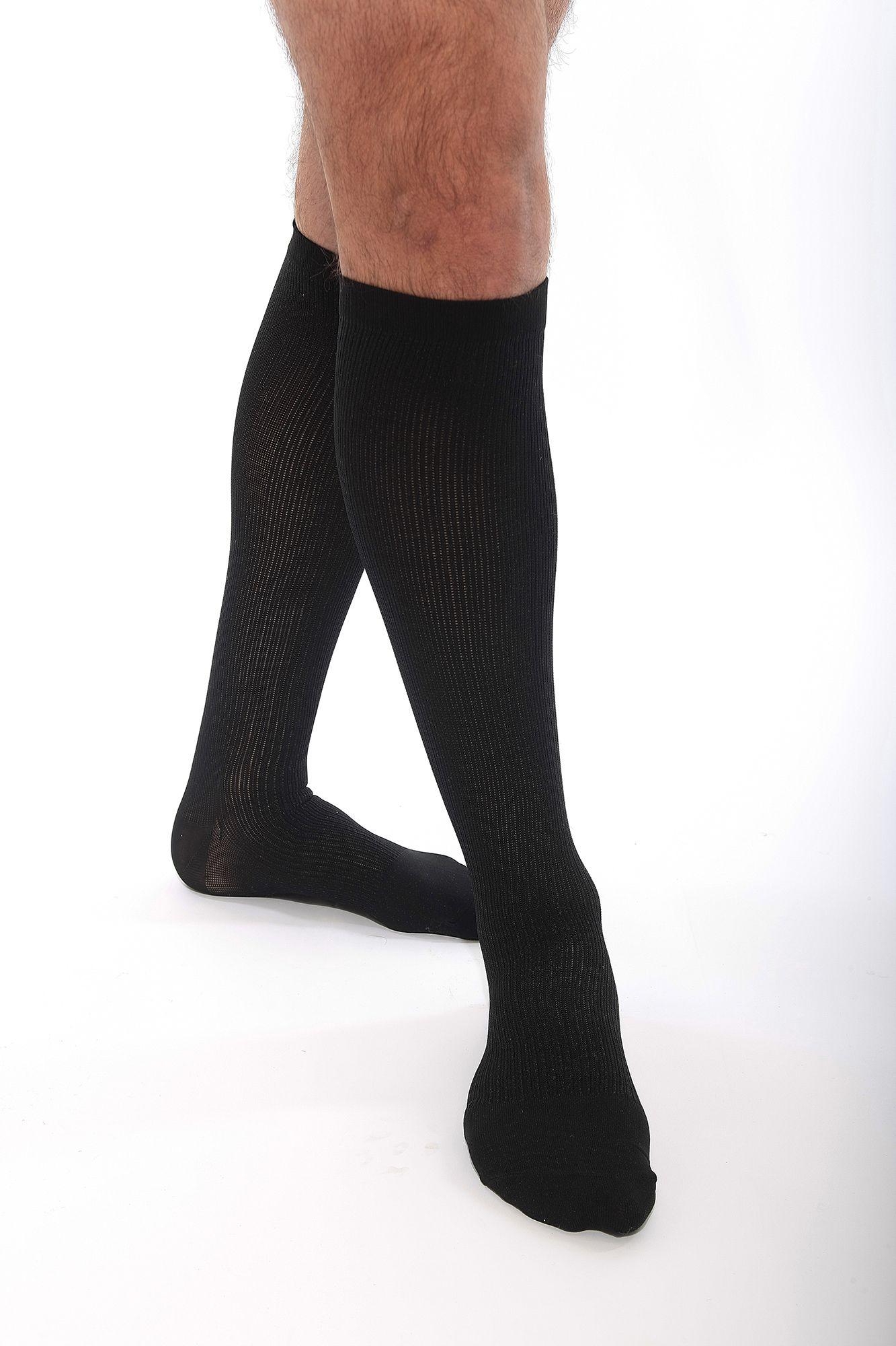Venosan 174 Silverline Mens Compression Socks 20 30mmhg Daylong