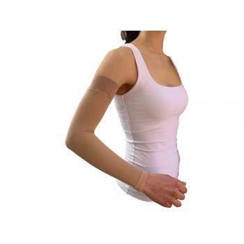 Gloria Med Class 2 Arm Sleeve with Grip Top