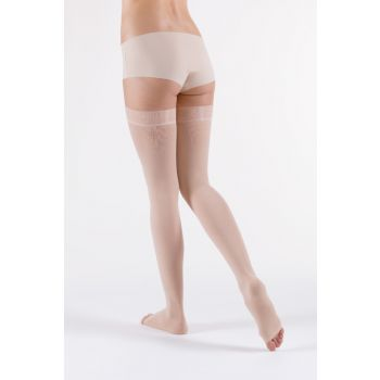 Venoflex Micro Class 2 Thigh Hold Up Lace Top