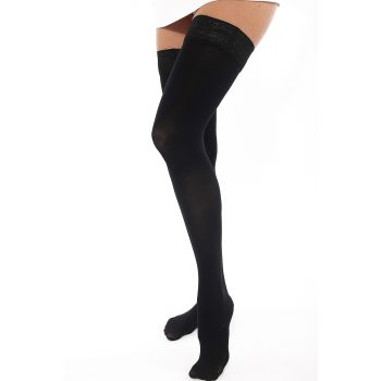 VENOSAN® 4001 Class 1 Thigh Hold Up with Lace Top