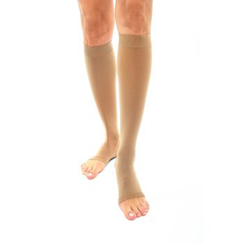 Credalast Nylon Class 3 Below Knee Compression Stockings