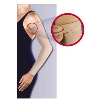 JOBST® Bella Lite Class 1 Arm Sleeve with Silicone Topband