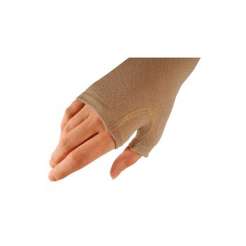 Sigvaris Advance Class 2 Compression Arm Sleeve with Mitten