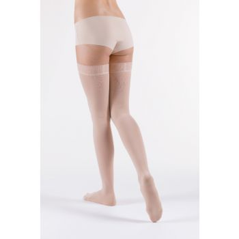 Venoflex Micro Class 1 Thigh Hold Up Lace Top