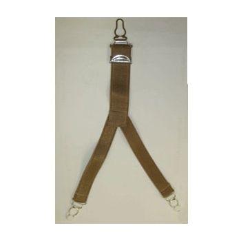 Credalast Y Shaped Suspender Belt