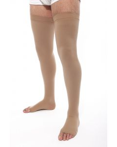 Credalast Nylon Class 3 Thigh Compression Stockings
