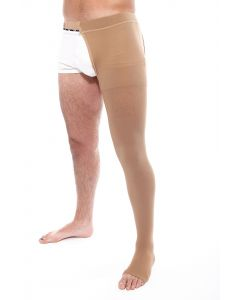 VENOSAN® 5001 Thigh with Waist Attachment (AGG) Left Leg 18-21 mmHg