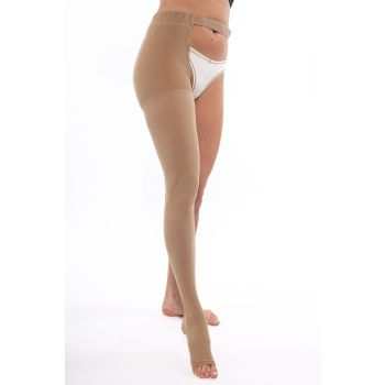 Credalast Nylon Class 2 Thigh with Waist Attachment Right