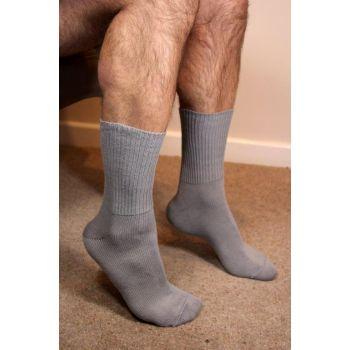 Curasock Diabetic Soft Cotton Socks