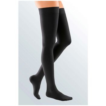 Duomed Soft Class 1 Thigh Hold Up Compression Stockings