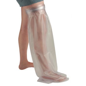 STA Pharmaceutical Waterproof Shower Stocking