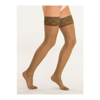 Solidea Marilyn 30 Sheer Thigh Hold-up Stockings