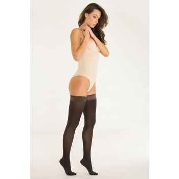 Solidea Marilyn 70 Opaque Thigh Hold-up Stockings